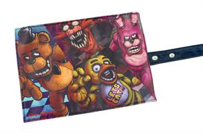 Пенал для карандашей ФНАФ (Five Nights at Freddy's) купить в Москве