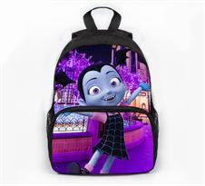 Школьный розовый рюкзак с Вампириной Удивительная Ви купить в Москве