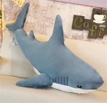 Плюшевая акула Блохэй (140 см) купить в Москве