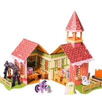 3D-пазл Школа Мудрости из My Little Pony купить Москва