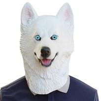 Маска Белого Волка купить Москва