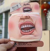 Маска с раскрытым ртом купить в Москве