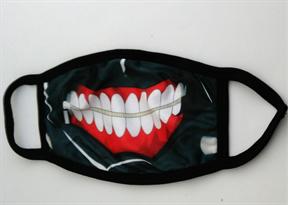 Маска на рот Токийский Гуль (Tokyo Ghoul) купить недорого