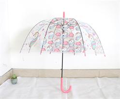 Зонт с единорогами и розовыми облаками купить в Москве