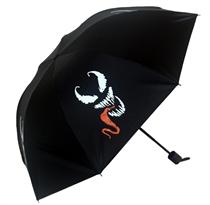 Черный зонт Веном (VENOM) купить в Москве
