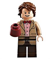 Минифигурка Доктор Кто (Doctor Who) совместима с лего купить в Москве