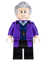 Минифигурка Первый Доктор Кто (Doctor Who) совместима с лего купить