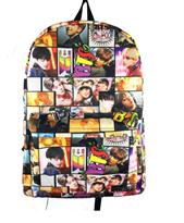Рюкзак с фото участников BTS (Bangtan Boys) купить в Москве