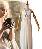 Белое платье Дайенерис Игра Престолов (Game of Thrones) купить в Москве
