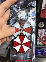 Брелок с логотипом Амбрелла из игры Обитель зла купить Москва