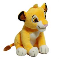 Плюшевая игрушка Симба Король Лев (Lion King) 26 см купить в Москве
