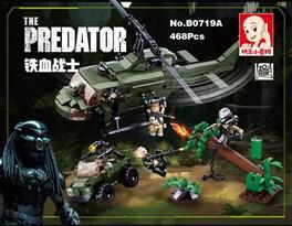 Конструктор Хищник (Predator) Боевой вертолет купить в Москве