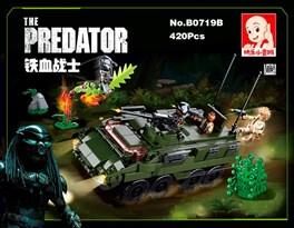 Конструктор Хищник (Predator) Бронированный автомобиль
