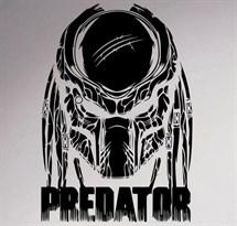 Интерьерная наклейка Хищник (Predator) купить