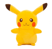 Мягкая игрушка Пикачу (Pikachu) 35 см купить в Москве