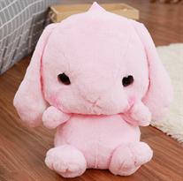 Рюкзак-игрушка Кролик (Розовый) купить