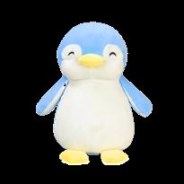 Плюшевый Пингвин-подушка (синий 30 см) купить в Москве
