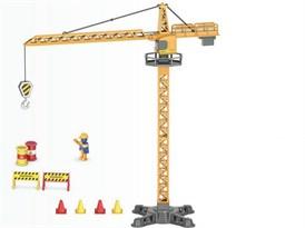 Игрушечный башенный кран