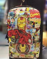 Рюкзак Железный Человек (Iron Man Marvel Comics) купить в Москве