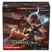 Настольная игра Dungeons & Dragons: Temple of Elemental Evil