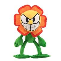 Игрушка Cagney Carnation из игры cuphead купить в Москве