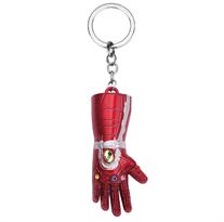 Брелок Перчатка Бесконечности Таноса (Avengers) красная купить в Москве