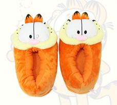 Мягкие тапочки Гарфилд (Garfield) купить в Москве