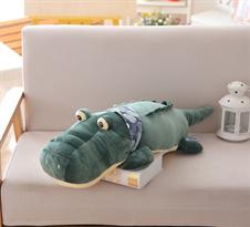 Мягкая игрушка подушка крокодил купить в Москве