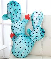 Мягкая игрушка подушка кактус 60 см купить в Москве
