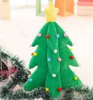 Мягкая игрушка новогодняя елка 35 см купить в Москве
