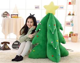 Мягкая игрушка новогодняя елка 120 см купить в Москве