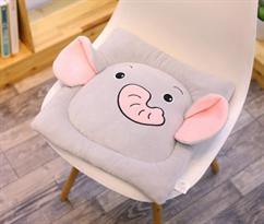 Подушка на стул Слоник купить