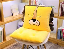 Подушка на стул в виде Льва купить в Москве