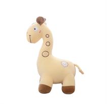 Мягкая игрушка жираф желтого цвета 55 см купить в Москве
