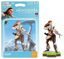 Фигурка Элой (Aloy) из игры Horizon Zero Dawn
