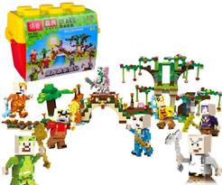 Конструктор Minecraft (Майнкрафт) 478 деталей купить