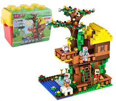 Конструктор Minecraft (Майнкрафт) 446 деталей купить