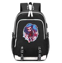 Черный рюкзак Салли Кромсали (Sally Face) купить в Москве