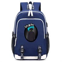 Синий рюкзак Салли Кромсали (Sally Face) купить в Москве