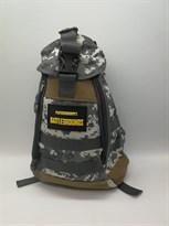 Рюкзак PUBG (цвет серый камуфляж) 36см купить в Москве
