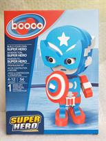 3D пазл Капитан Америка (Captain America) 54 детали купить в Москве