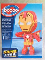 3D пазл Железный Человек (Iron Man) 56 деталей купить в Москве