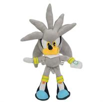 Мягкая игрушка Ёж Сильвер (Sonic) 23 см купить