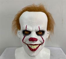 """Маска клоуна Пеннивайза (""""Оно"""" по мотивам Стивена Кинга) заказать с доставкой"""