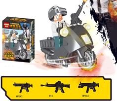 Минифигурка героя ПАБГ (PUBG) совместима с Лего купить