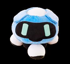 Мягкая игрушка подушка Метеорологический дрон Мэй Овервотч (Overwatch) купить в Москве