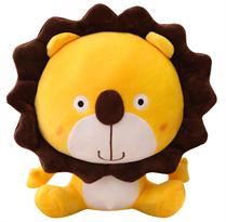 Мягкая игрушка желтый Лев 40 см купить в Москве