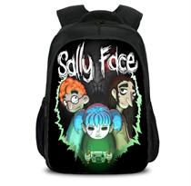 Школьный рюкзак с персонажами Sally Face купить в Москве