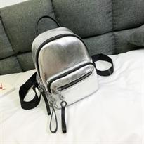 Рюкзак цвета металлик купить в Москве