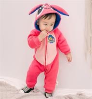 Детский кигуруми Стич розового цвета купить в Москве